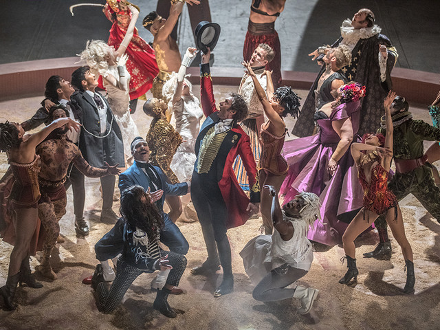 The Greatest Showman, conferenza stampa con il cast