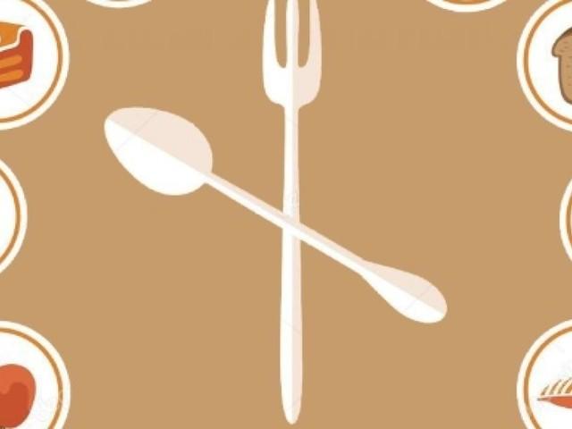 La dieta degli orari: non più solo quanto, scegli bene anche il quando!