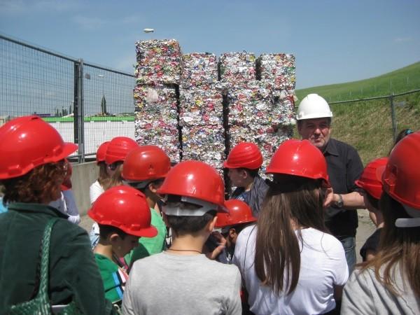 """Nella Toscana del sud 8.500 ragazzi pronti a studiare il ciclo dei rifiuti a """"Ri-Creazione"""""""