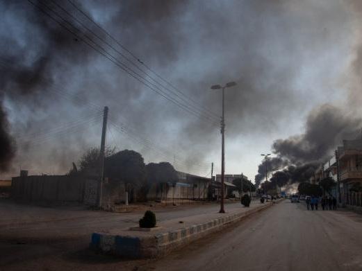 Invasione turca della Siria: centinaia di prigionieri dell'Isis sono scappati a causa di Erdogan