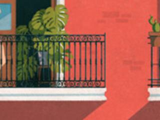 "Illustrazione ""en plein air"": Fagostudio"