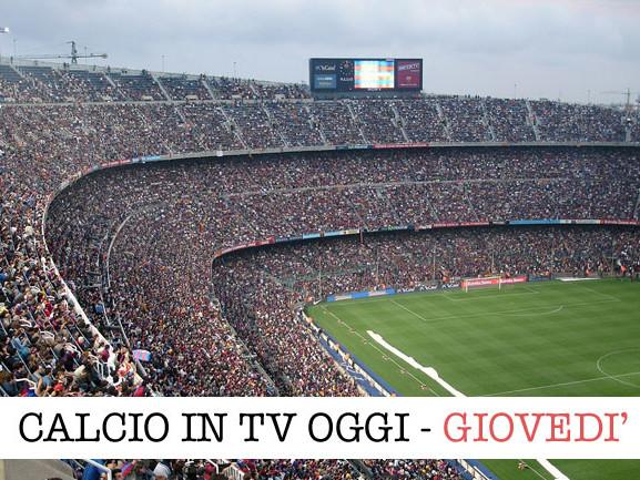 Calcio in tv: per l'Europa League scendono in campo Roma e Lazio
