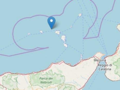 Terremoto alle Eolie, scossa di magnitudo 3.5 tra Malfa e Leni