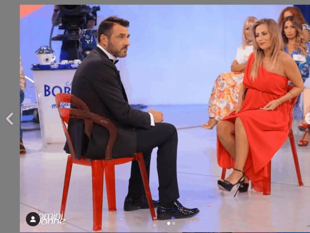 Ursula Bennardo e Sossio Aruta a Uomini e Donne svelano il nome scelto per la loro bambina