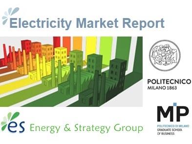 Electricity Market Report 2019: l'apertura del mercato per i servizi di dispacciamento ha portato nuove risorse per oltre 1.100 MW di capacità