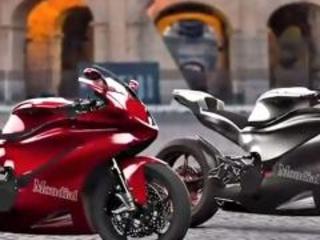 Mondial Moto V5: 5 cilindri per sfidare la Panigale V4