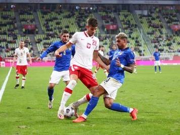 Nations League, l'Italia non va oltre lo 0-0 in Polonia