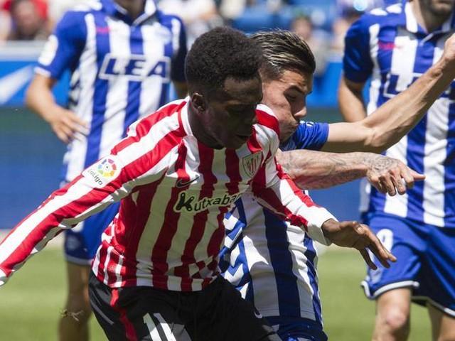 Maxi rissa in Bilbao-Alaves L'arbitro fischia e se ne va