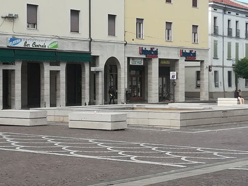 Viadana e la fontana della discordia: il pensiero della candidata Zaffanella