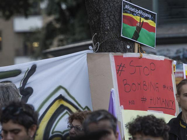 Gara di solidarietà per il popolo curdo
