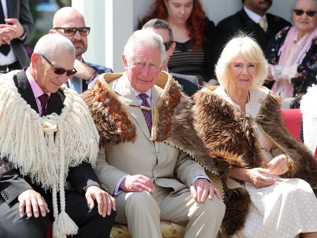 C'è aria di divorzio tra il principe Carlo e Camilla?
