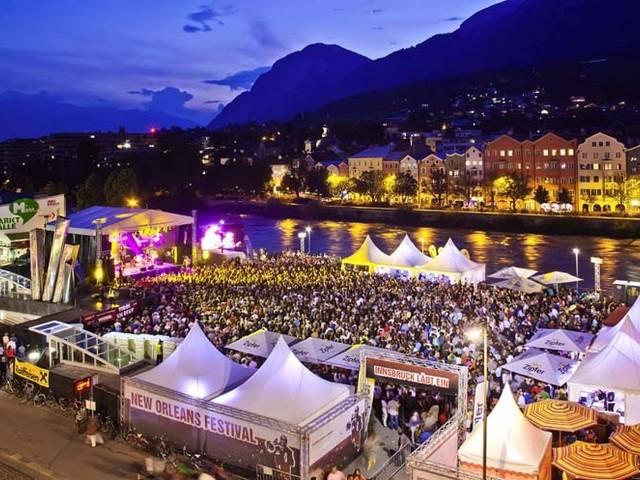 Turismo: Innsbruck, il New Orleans Festival compie 20 anni