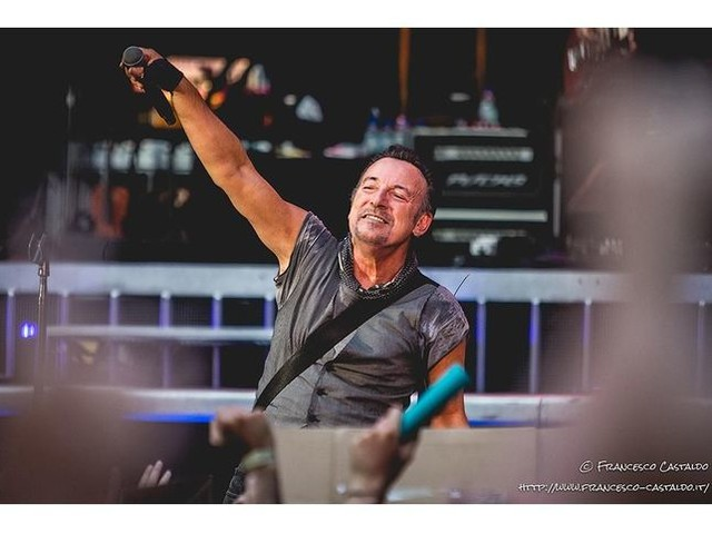 Bruce Springsteen, un altro post 'muto' sui social: guarda