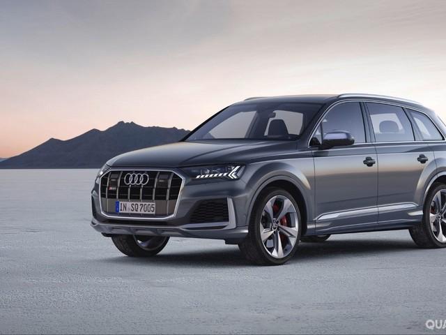Audi - Scocca l'ora del restyling anche per la SQ7