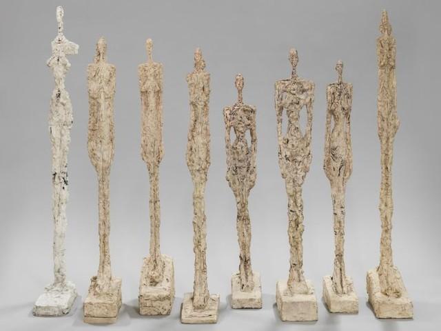 Una retrospettiva di Alberto Giacometti a Bilbao che copre oltre 40 anni di produzione artistica