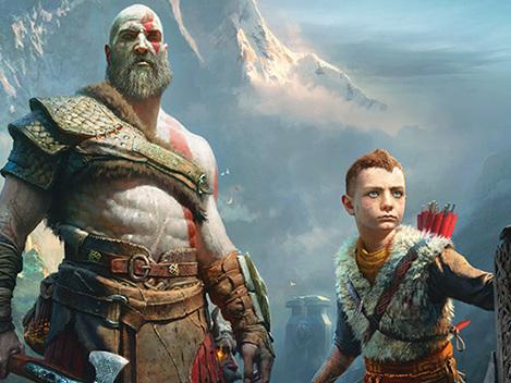 God of War: come il figlio di Kratos, Atreus, è passato dal concept alla realtà