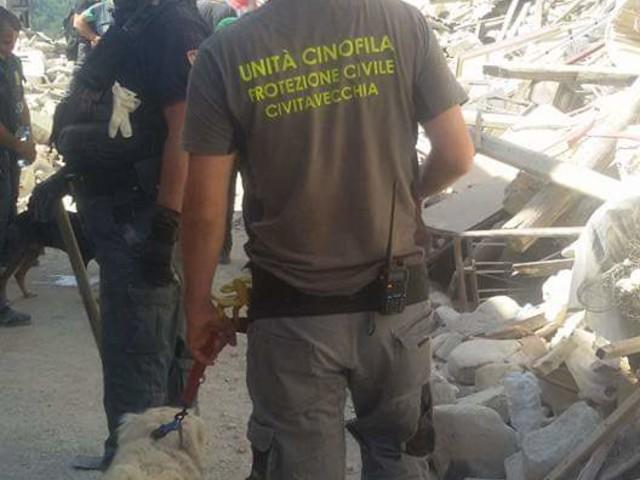 Tre anni fa il terremoto del centro Italia: il ricordo della Protezione Civile