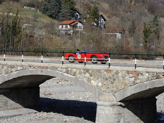 Automobilismo: si correrà a maggio la Rievocazione Storica della Coppa Milano-Sanremo 2021