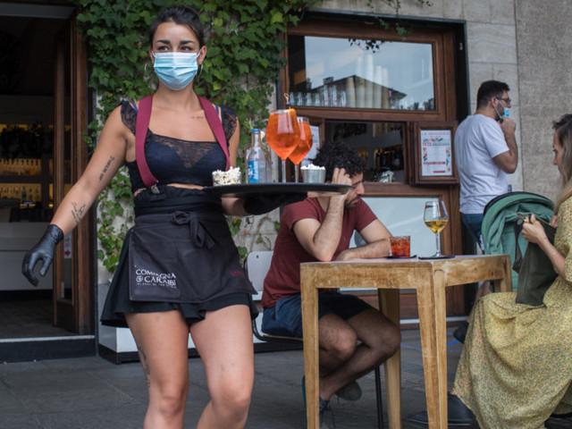 Per bar e ristoranti, più del coprifuoco, è decisivo tornare a consumare all'interno dei locali