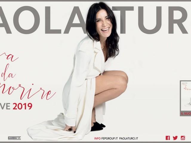 Reggio Calabria: Paola Turci il 30 novembre al Teatro Cilea