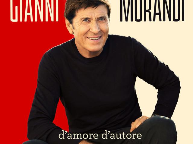 Gianni Morandi: la cover e tutte le canzoni di «D'amore d'autore», il nuovo album