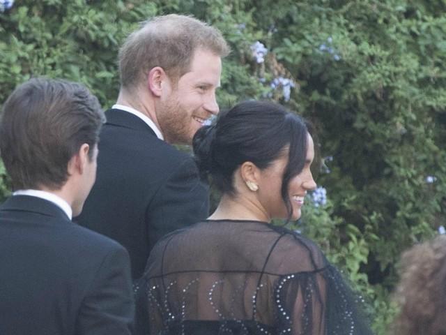Harry e Meghan a Roma per il matrimonio di Misha Nonoo, l'amica in comune che li fece incontrare per la prima volta