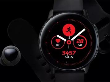 Samsung Galaxy Watch Active rivelato, annuncio imminente