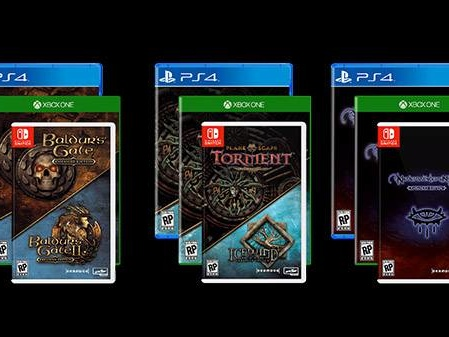 Dungeons & Dragons torna su console