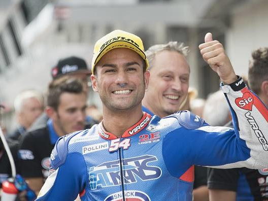 """Mattia Pasini: """"Voglio il titolo in Moto2"""""""