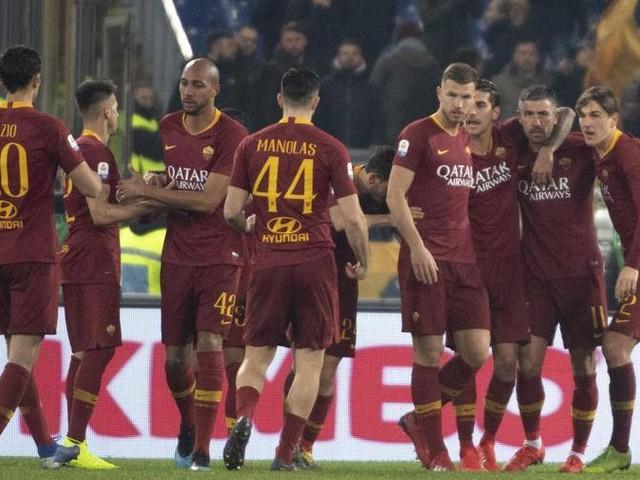 La Roma trema ma vince Il Bologna sbatte su Olsen