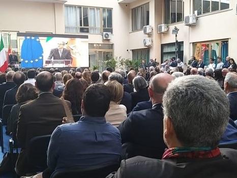 """La commemorazione di Tusa, Musumeci: """"Ricordiamo Sebastiano per la sua nobile esistenza"""""""