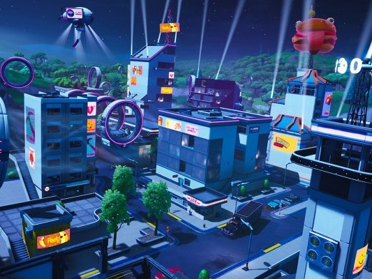 Fortnite: Neopinnacoli diventerà una città del Far West, ecco il piano di Epic Games - Notizia - PC