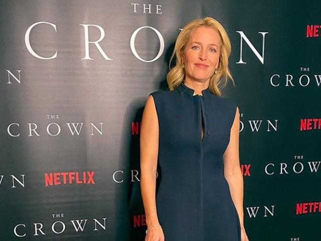 Gillian Anderson da The Crown a The Great, sarà la madre di Caterina La Grande