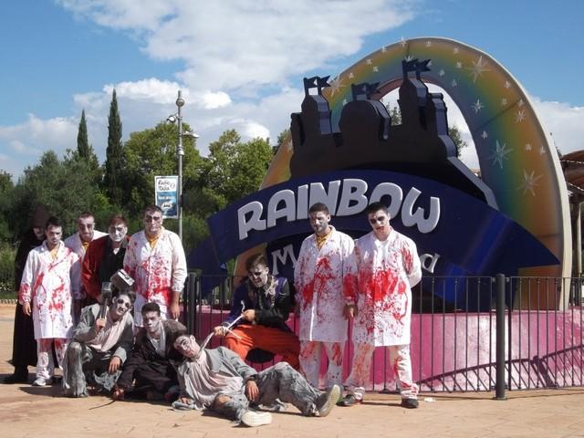 Roma, Halloween da paura a Rainbow Magicland con due serate d'eccezione