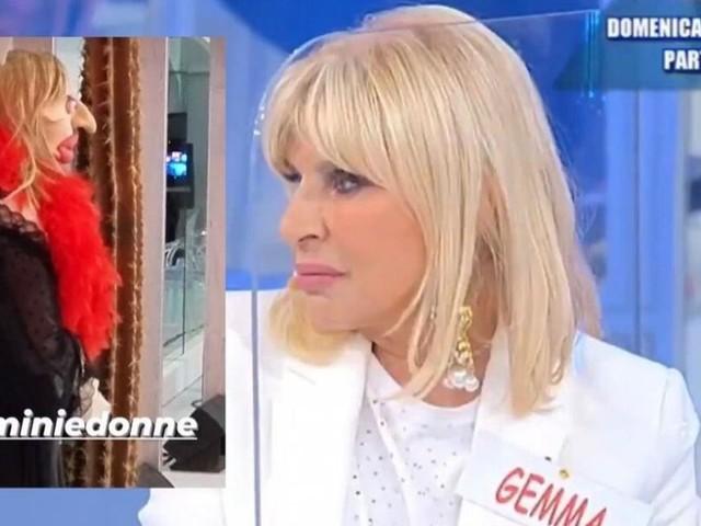 Uomini e donne, registrazione 18 settembre: Gemma ritorna in versione 'mummia restaurata'