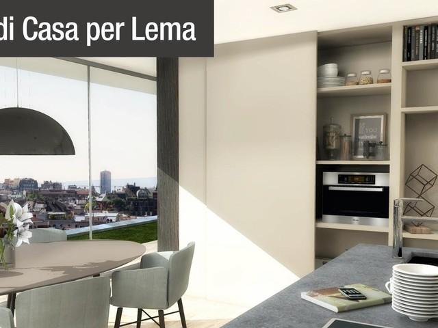 Dividere soggiorno e cucina senza pareti. Un progetto in 3D - Altro ...