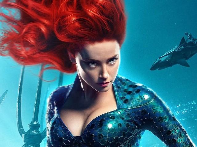 Amber Heard in Aquaman: Mera un'eroina… femminista