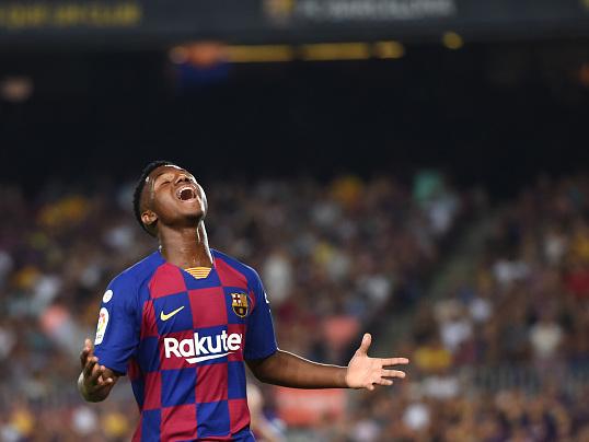 """Ansu Fati, parla il padre: """"Mi piacerebbe che giocasse per il Portogallo"""""""