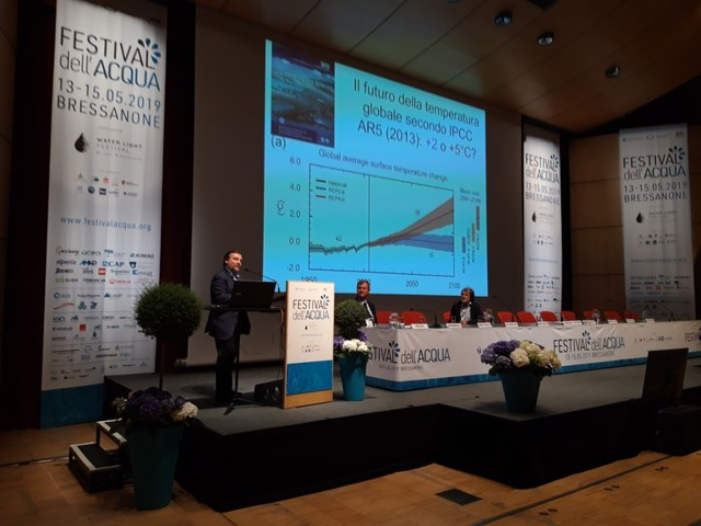 Senza 7,2 miliardi di euro in Italia sono a rischio gli approvvigionamenti di acqua potabile