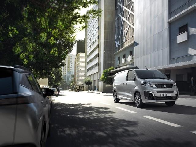 Il van di nuova generazione del leone: Nuovo Peugeot e-Expert
