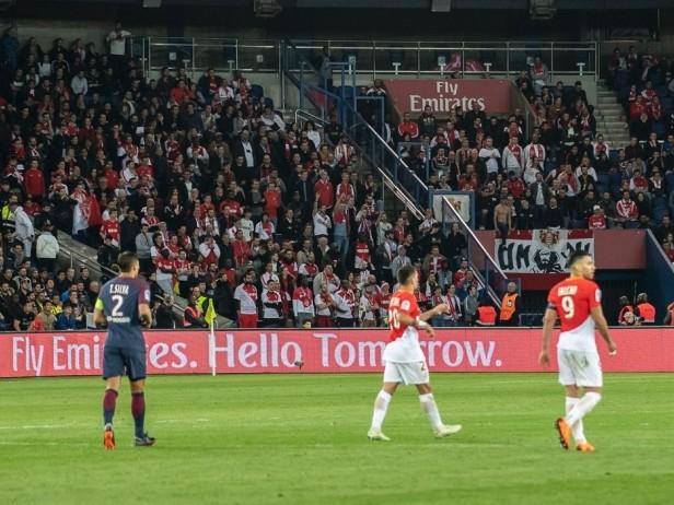 Monaco sconfitto 7-1 dal PSG: tifosi rimborsati