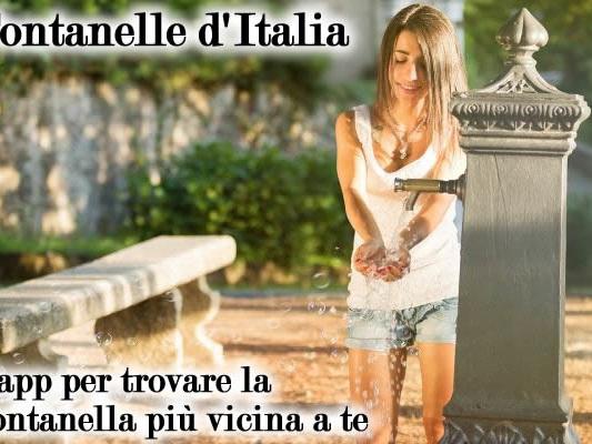 Fontanelle d'Italia | l'app per trovare la fontanella d'acqua più vicina a te - Web and Apps Magazin