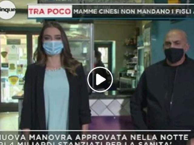 Aldo Manoiero, il barista di Catanzaro aggira il Dpcm e chiude solo 15 minuti al giorno
