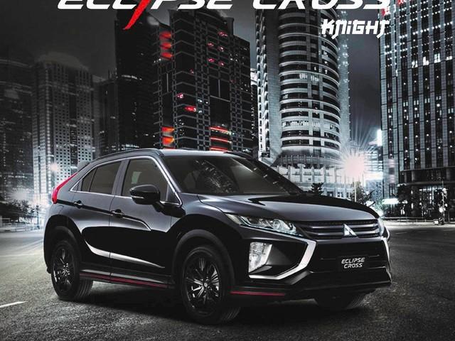 Mitsubishi Eclipse Cross - In arrivo la serie speciale Knight