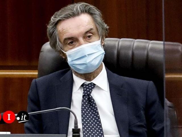 """Lombardia in zona rossa, Fontana annuncia il ricorso al Tar: """"Decisione assurda"""""""