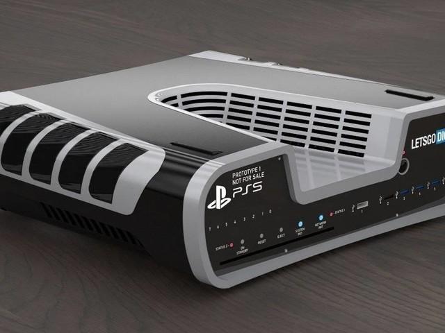 PlayStation 5: il design definitivo della console e la schermata d'accensione al centro di un nuovo leak