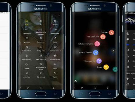 Il meglio di S8 e Note 8 su Samsung Galaxy S7 e S7 Edge, tutto sulla DARKLORD IBRYD ROM