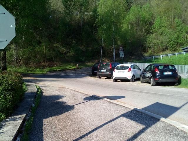 Calceranica, dove possono parcheggiare i residenti? di Alessandro Osler