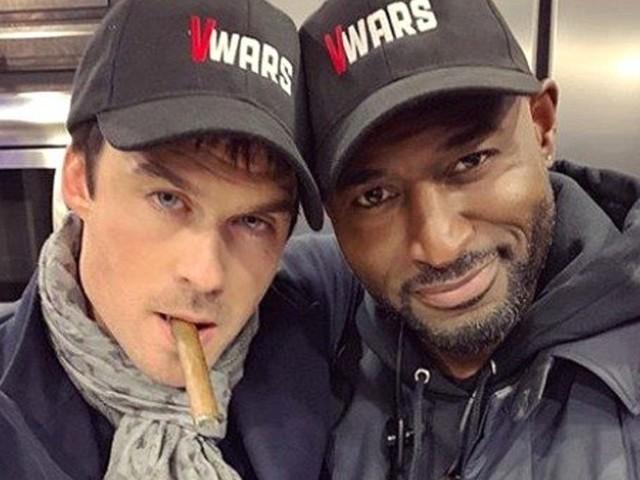 """Ian Somerhalder lancia V Wars dal 5 dicembre su Netflix: """"Dopo The Vampire Diaries avrei voluto dire di no ai vampiri"""""""