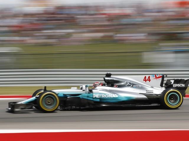 F1, GP Stati Uniti - Pole di Hamilton, Vettel è secondo